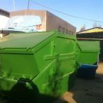 zelené muldy